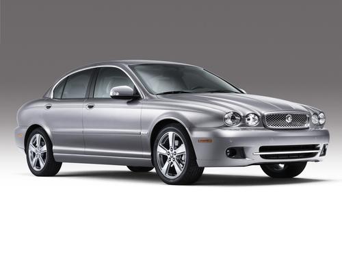 Фото автомобиля Jaguar X-Type 1 поколение [рестайлинг], ракурс: 45