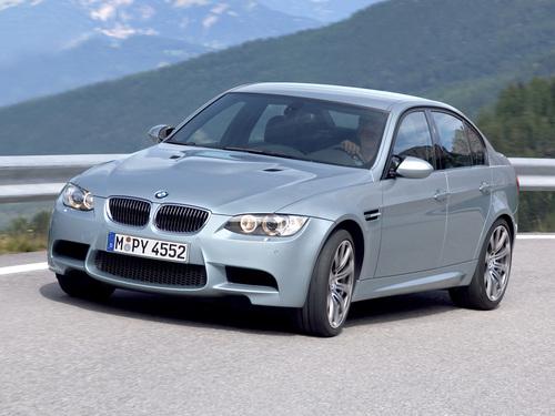 Фото автомобиля BMW M3 E90/E92/E93, ракурс: 45