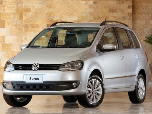 Фото автомобиля Volkswagen Suran 1 поколение, ракурс: 45