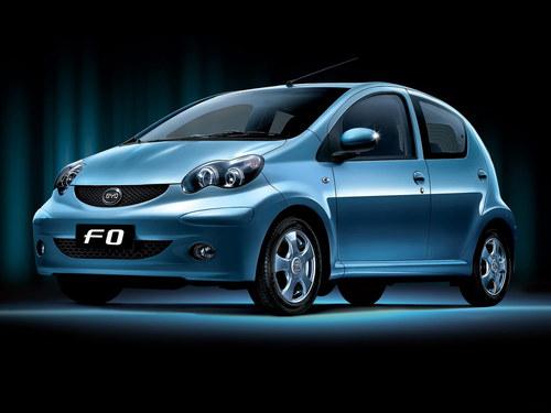 Фото автомобиля BYD F0 1 поколение, ракурс: 45