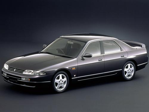 Фото автомобиля Nissan Skyline R33, ракурс: 45