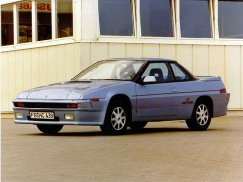 Фото автомобиля Subaru XT 1 поколение, ракурс: 45