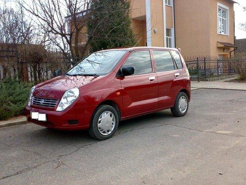 Фото автомобиля Hafei Sigma 1 поколение, ракурс: 45