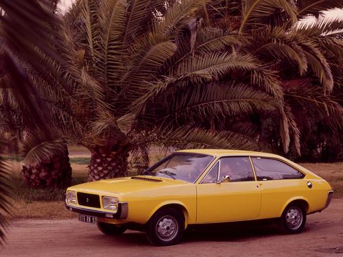 Фото автомобиля Renault 15 1 поколение [рестайлинг], ракурс: 45