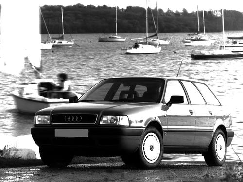 Фото автомобиля Audi 80 8C/B4, ракурс: 45