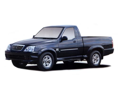 Фото автомобиля ТагАЗ Road Partner 1 поколение, ракурс: 45 цвет: черный