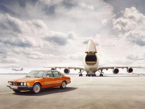 Фото автомобиля BMW 7 серия E23, ракурс: 45