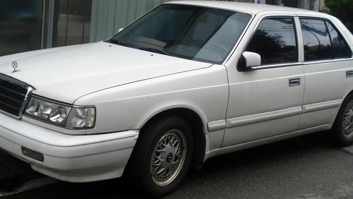 Фото автомобиля Kia Potentia 1 поколение, ракурс: 45