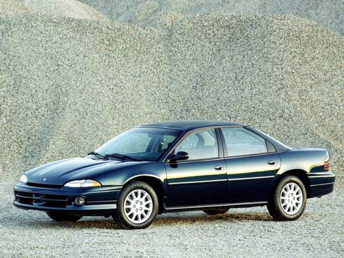 Фото автомобиля Dodge Intrepid 1 поколение, ракурс: 45