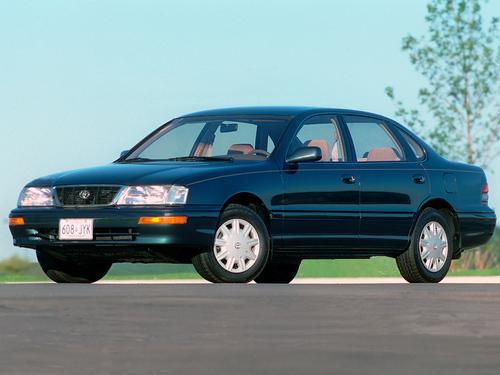 Фото автомобиля Toyota Avalon XX10, ракурс: 45