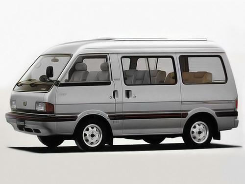 Фото автомобиля Mazda Bongo 3 поколение, ракурс: 45