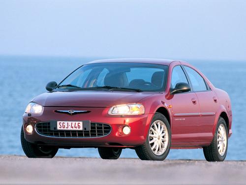 Фото автомобиля Chrysler Sebring 2 поколение, ракурс: 45