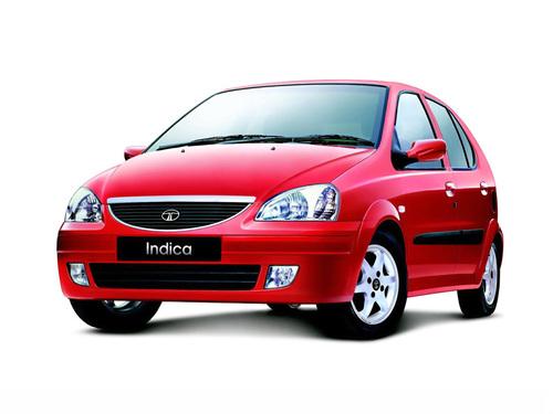 Фото автомобиля Tata Indica 1 поколение [рестайлинг], ракурс: 45
