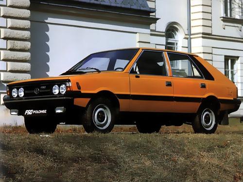 Фото автомобиля FSO Polonez 1 поколение, ракурс: 315