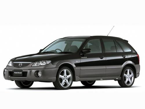 Фото автомобиля Mazda Familia BJ [рестайлинг], ракурс: 45