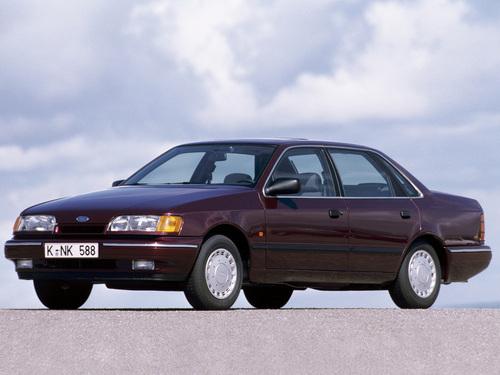 Фото автомобиля Ford Scorpio 1 поколение, ракурс: 45
