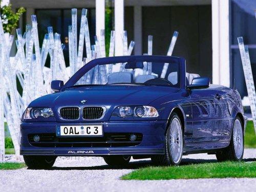 Фото автомобиля Alpina B3 E46, ракурс: 45