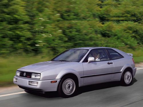 Фото автомобиля Volkswagen Corrado 1 поколение, ракурс: 45