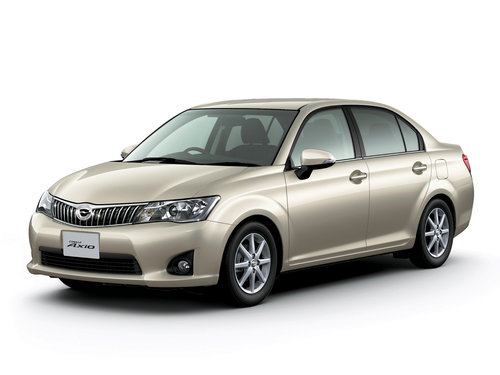 Фото автомобиля Toyota Corolla E160, ракурс: 45