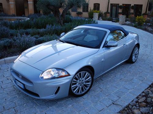 Фото автомобиля Jaguar XK X150 [рестайлинг], ракурс: 45