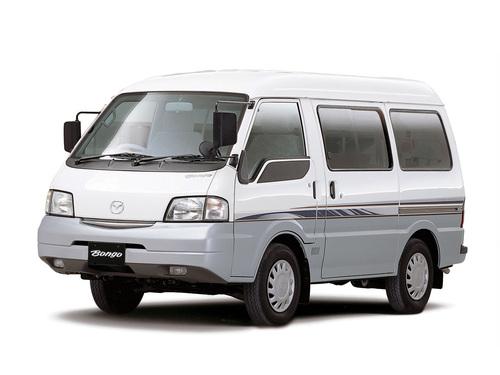 Фото автомобиля Mazda Bongo 4 поколение, ракурс: 45