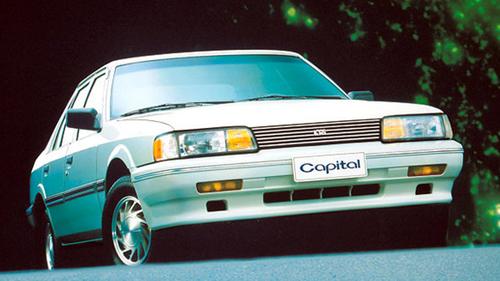 Фото автомобиля Kia Capital 1 поколение, ракурс: 315