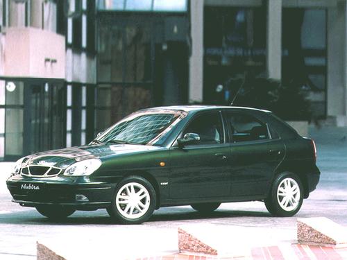 Фото автомобиля Daewoo Nubira J150/J190 [рестайлинг], ракурс: 45