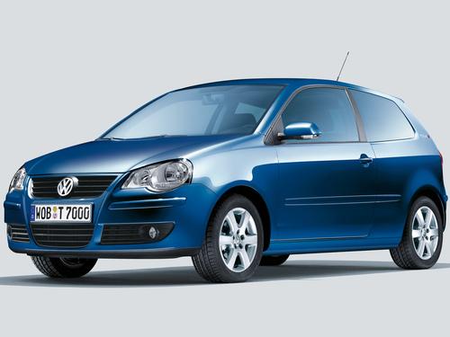 Фото автомобиля Volkswagen Polo 4 поколение [рестайлинг], ракурс: 45