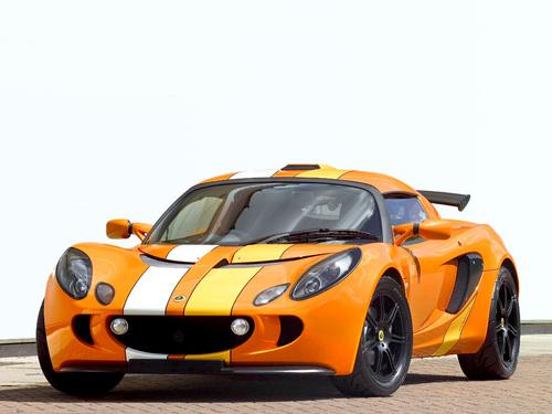 Фото автомобиля Lotus Exige Serie 2, ракурс: 45