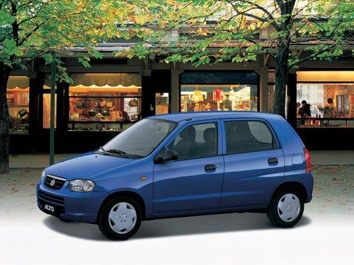 Фото автомобиля Suzuki Alto 5 поколение, ракурс: 45