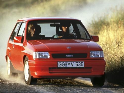 Фото автомобиля Opel Corsa A [2-й рестайлинг], ракурс: 315