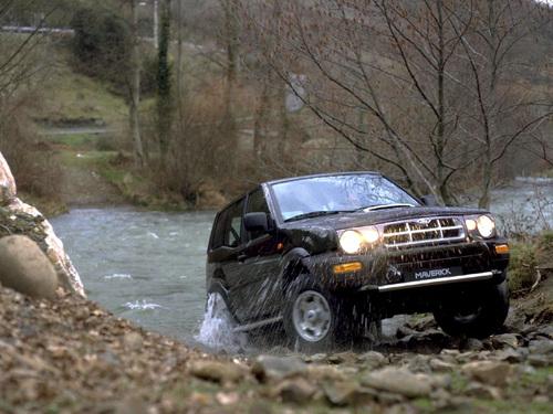 Фото автомобиля Ford Maverick 1 поколение [рестайлинг], ракурс: 315