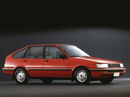 Фото автомобиля Toyota Corolla E80, ракурс: 315