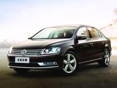 Фото автомобиля Volkswagen Magotan 2 поколение, ракурс: 45
