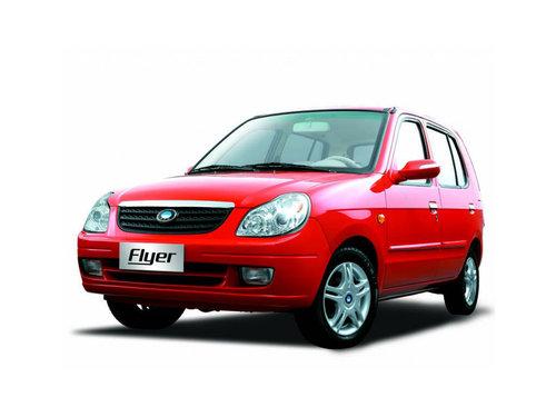 Фото автомобиля BYD Flyer 1 поколение [рестайлинг], ракурс: 45