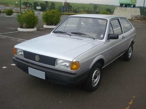 Фото автомобиля Volkswagen Gol G1 [рестайлинг], ракурс: 45