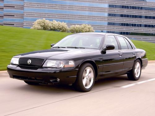 Фото автомобиля Mercury Marauder 1 поколение, ракурс: 45