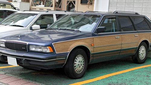 Фото автомобиля Buick Century 5 поколение, ракурс: 45