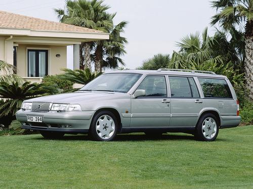 Фото автомобиля Volvo 960 1 поколение, ракурс: 45