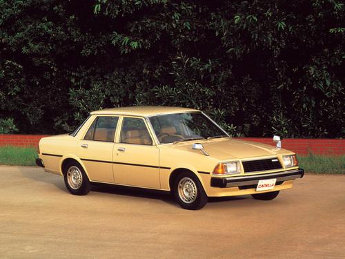 Фото автомобиля Mazda Capella 3 поколение, ракурс: 315