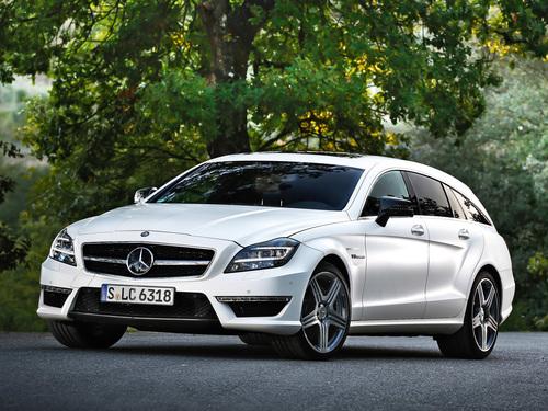 Фото автомобиля Mercedes-Benz CLS-Класс C218/X218, ракурс: 45 цвет: серебряный