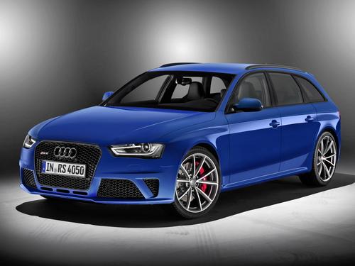 Фото автомобиля Audi RS 4 B8, ракурс: 45
