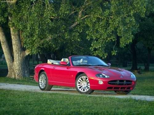 Фото автомобиля Jaguar XK Х100 [2-й рестайлинг], ракурс: 45