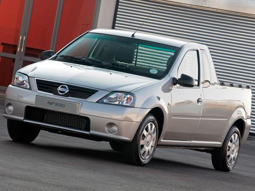 Фото автомобиля Nissan NP200 1 поколение, ракурс: 45