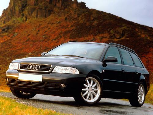 Фото автомобиля Audi A4 B5 [рестайлинг], ракурс: 45