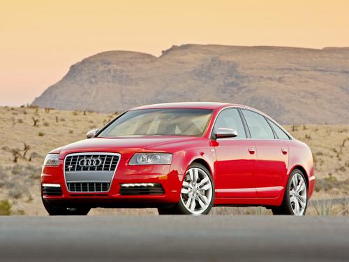 Фото автомобиля Audi S6 C6, ракурс: 45