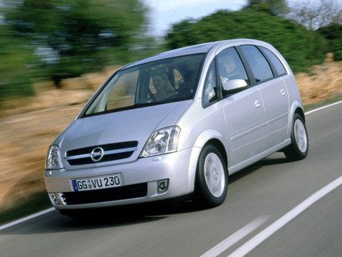 Фото автомобиля Opel Meriva 1 поколение, ракурс: 45