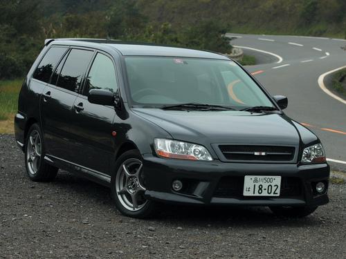 Фото автомобиля Mitsubishi Lancer IX, ракурс: 315