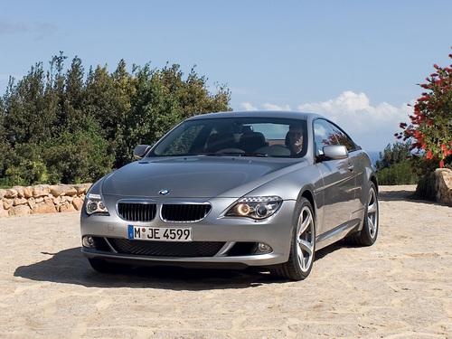 Фото автомобиля BMW 6 серия E63/E64 [рестайлинг], ракурс: 45