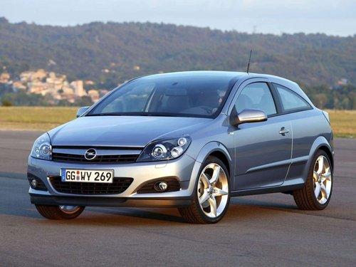 Фото автомобиля Opel Astra Family/H [рестайлинг], ракурс: 45